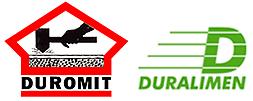 Duromit, pavimentos especiales para Industria agroalimentaria Logo
